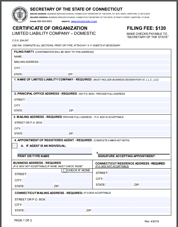 Certificate Of Mailing Fee 2018 - Best Design Sertificate 2018