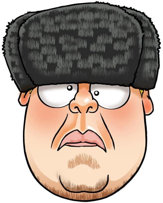 Mikhail Picture