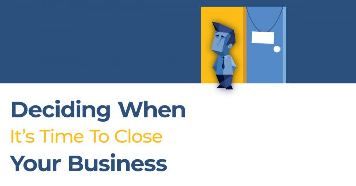 Closing Your Small Business